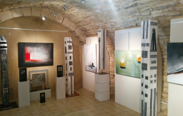 Galerie Tlabot St Martin de Londres Août 2014