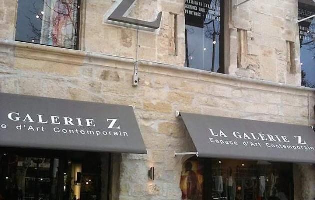 Galerie Z à Aigues-Mortes