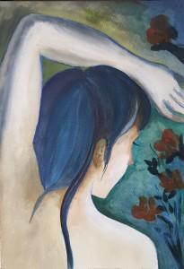 Encre - Blue - 35.5 x 51